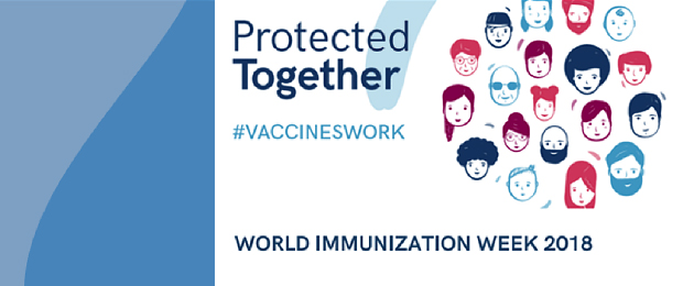 WHO Immunization week 2018